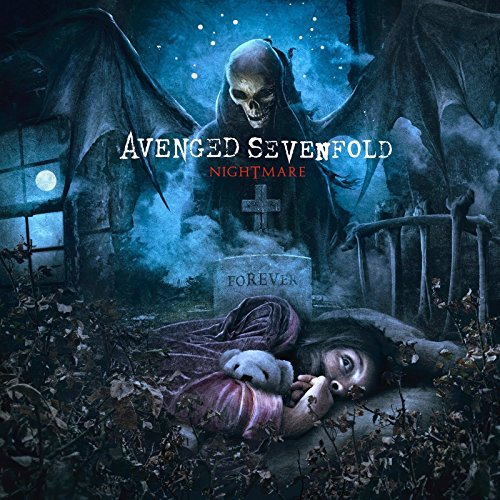 Avenged Sevenfold Nightmare 2 Lp