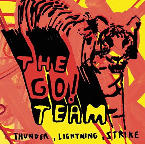 Go! Team Thunder Lightning Strike