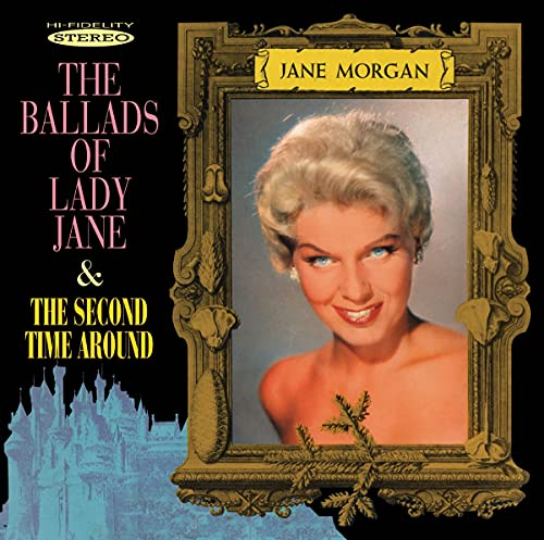 Jane Morgan Ballads Of Lady Jane & The