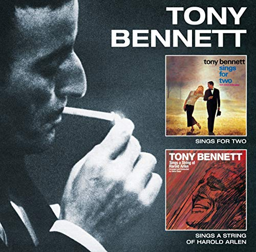 Tony Bennet Sings For Two + Sings A String Import Esp Incl. Bonus Track