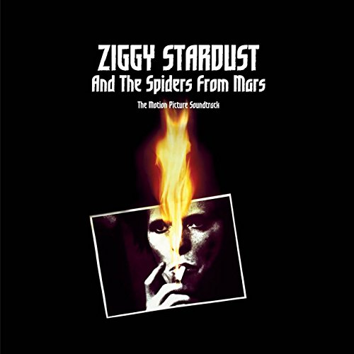 David Bowie Ziggy Stardust & The Spiders F