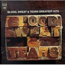 Blood Sweat & Tears Greatest Hits (pc 31170) Barcoded Reissue