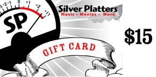 Gift Certificare $15