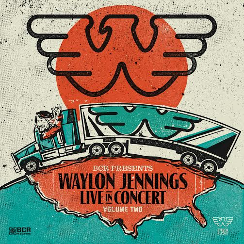 Waylon Jennings Live In Concert 2 Live In Concert 2