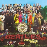 The Beatles Sgt. Pepper's Lonely Hearts Club Band 180 Gram Black Vinyl Lp